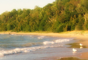 women's retreats on shores Lake Huron, Ont.