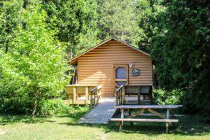 kintail-cabin