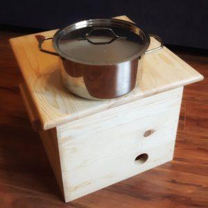 Vaginal Steaming Box