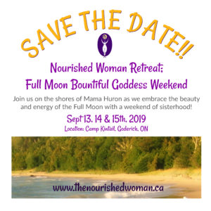Nourished Woman Retreat